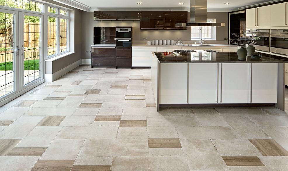 Marazzi floor tile