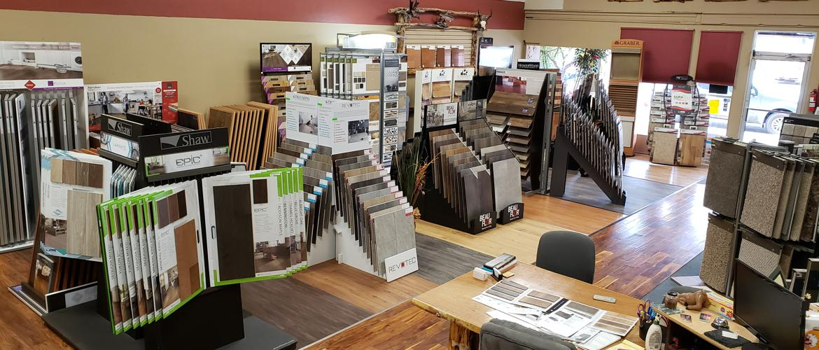 Legends Flooring and Interior in Walsenburg, Colorado